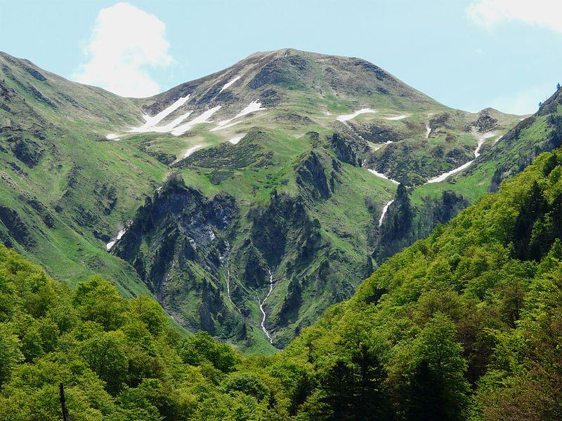 montagnes en Haute Garonne